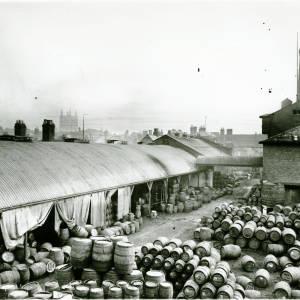 Watkins barrel store