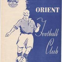 19500107 Leyton Orient Away