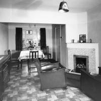 Bootle Corporation model/show house, 1930s