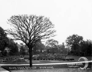 South Park Gardens, Wimbledon