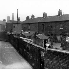Chaytor Street, Jarrow, back of.