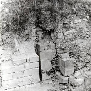 Clifford, Castle Portcullis socket