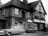 Kingston Road, The Old Leather Bottle, Merton Park
