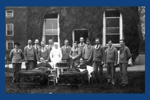 Convalescent-Care home, Morden Hall Hospital, Morden