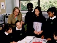 Ricards Lodge School, Wimbledon: Religious Studies Lesson