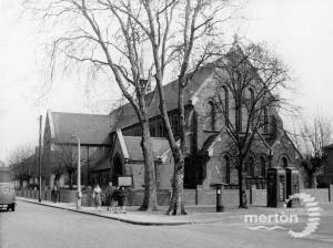 St. Mark's Church, Mitcham