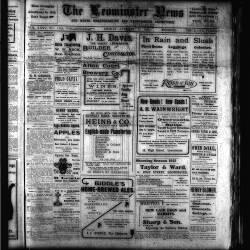 Leominster News - January 1915