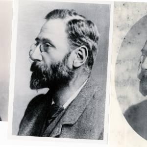 Alfred Watkins, portrait