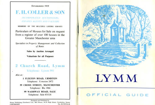 Lymm: the official guide (2)