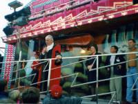 Mitcham Fair. Opening ceremony Mitcham Fair