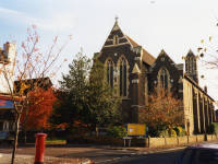 St. Barnabas Church, Thirsk Road