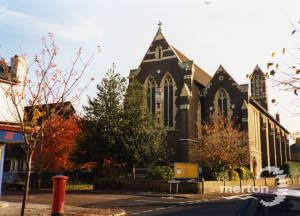 St. Barnabas Church, Thirsk Road