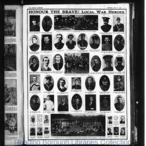 Reading Standard 1914-1920