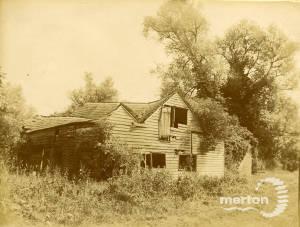 Morden Mill, Mitcham Bridge.