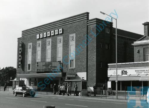 Cannon Cinema, Crosby Road North
