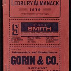 Tilley's Ledbury Almanack 1979