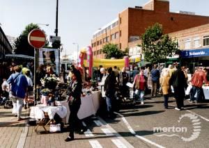 European Car Free Day, London Road, Morden