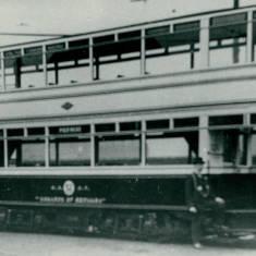 South Shields Tram Car No.45