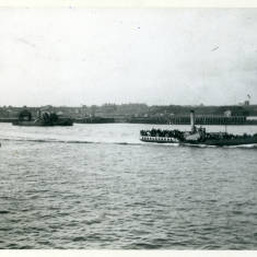 Tyne General Ferry Company Steamer