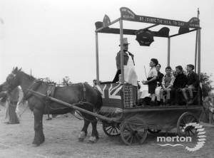 Mitcham Carnival Float