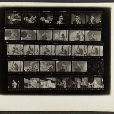 Butlins Jazz Weekend 1956 Contact Sheets