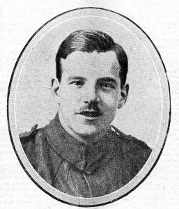 George Edward Cates VC