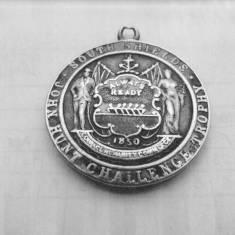 John Hunter Challenge Trophy Medal