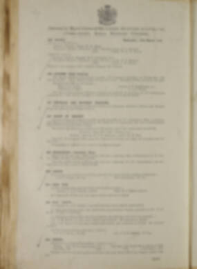 Routine Orders - June 1918 - April 1919 - Page 272