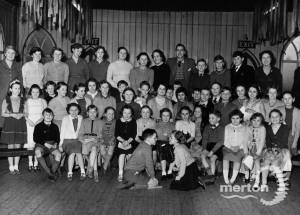 St. Mary's Parish Church, Merton: Children's event