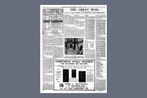 30 JANUARY 1915
