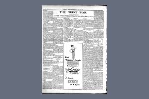 27 MAY 1916