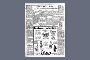16 DECEMBER 1916