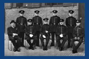 Metropolitan Police 'W' Division, Mitcham