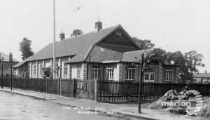 Woodland Way Hall