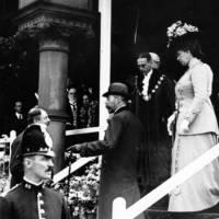 Royal visit Southport