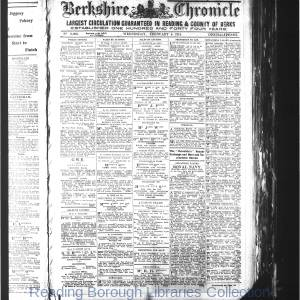 Berkshire Chronicle Reading 02-1914