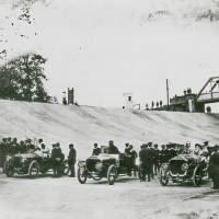 Brooklands Motor Course: Napier