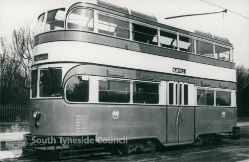 Corporation Tramcar