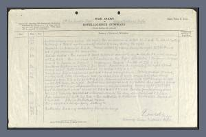 War Diary Extract October 1918 - 9th Battalion, London Regiment