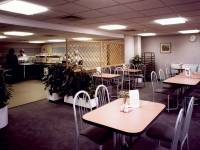 London Road, Morden: Civic Centre Canteen Area
