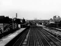 Wimbledon Station, Track