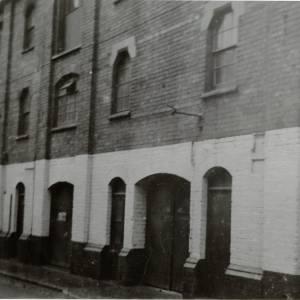 Aubrey Street, Hereford, 1962