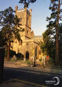St.Peter & St.Paul, Mitcham Parish Church