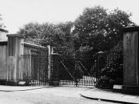 Entrance Gate to Belvedere House, Wimbledon