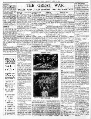 17 JULY 1915