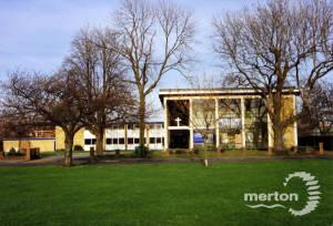 Methodist Chapel, Cricket Green, Mitcham