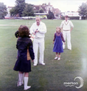 Cricket on the Green, Mitcham