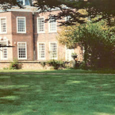 1980s Houghton Hall and Grounds