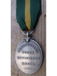 Territorial Force Efficiency Medal