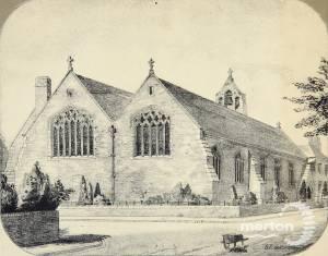 All Saints Church, South Wimbledon